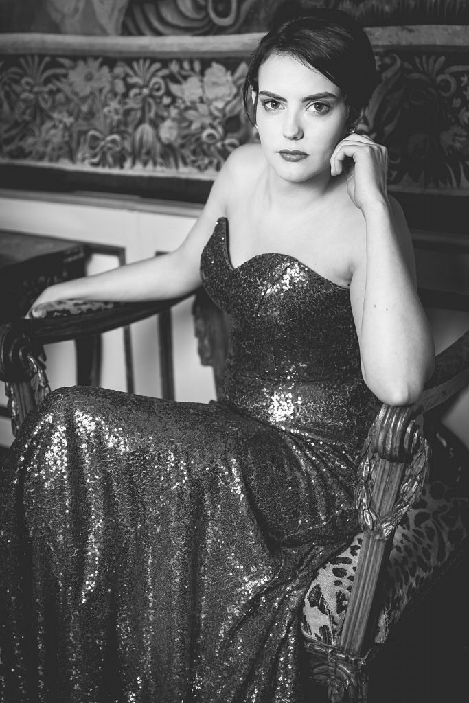 Model: Kimberley - MUA: Jessy Lambert - Hair: Carine Giunta - St