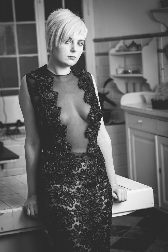 Model: Stacy - MUA: Jessy Lambert - Styliste: La maison Sinatra