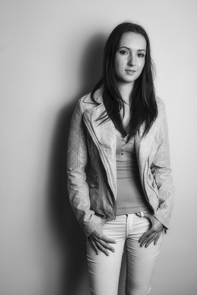 Model: Seline Erdem - MUA: Shiningmoon