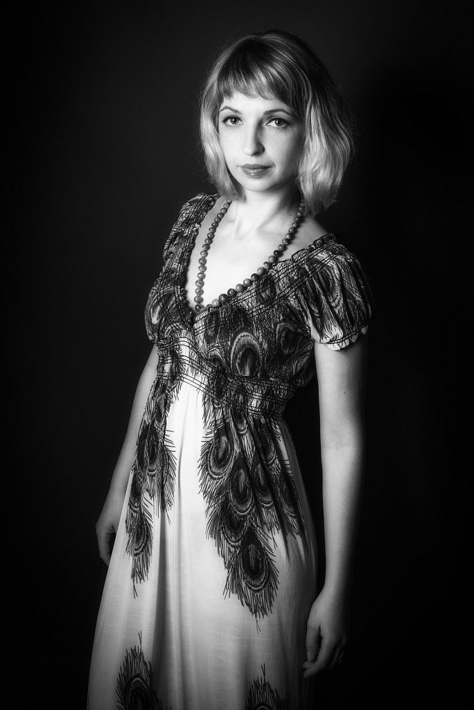 Model: Lesia Babych
