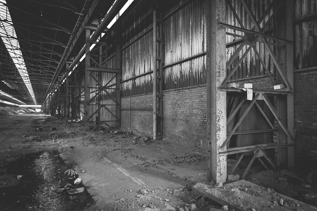 Industrial mess, some call that URBEX