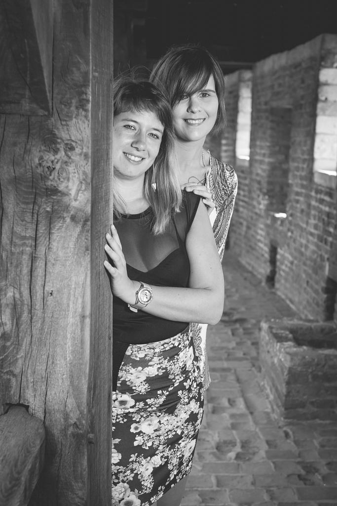 Model: Hannelore & Debora