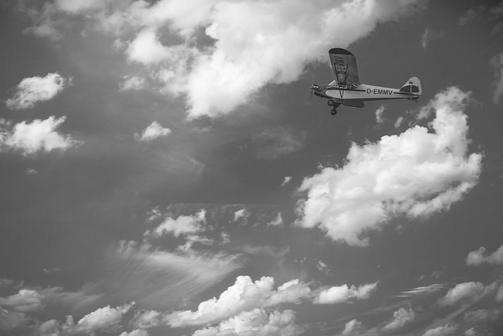 Piper J-3C-65 Cub Aircraft