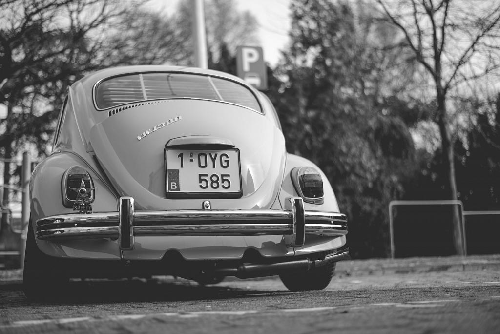 Bad ass - VW Beetle